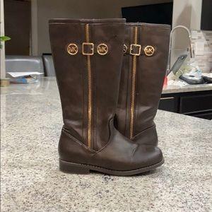 Kids Michael Kors High Boots